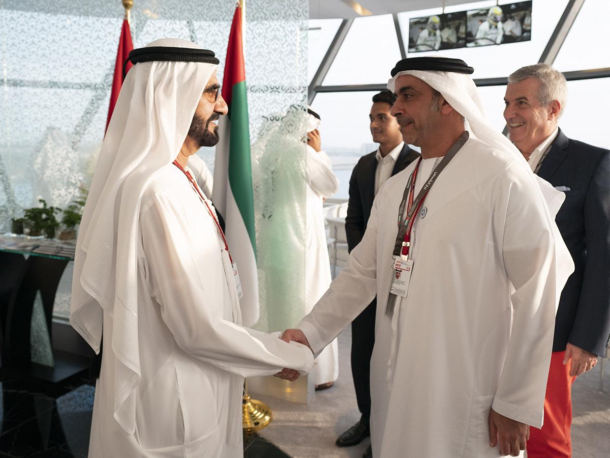 Abu dhabi grand prix uae leaders attendance 101 news - Ajax reload div ...