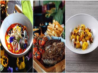 Hook up gourmet menu