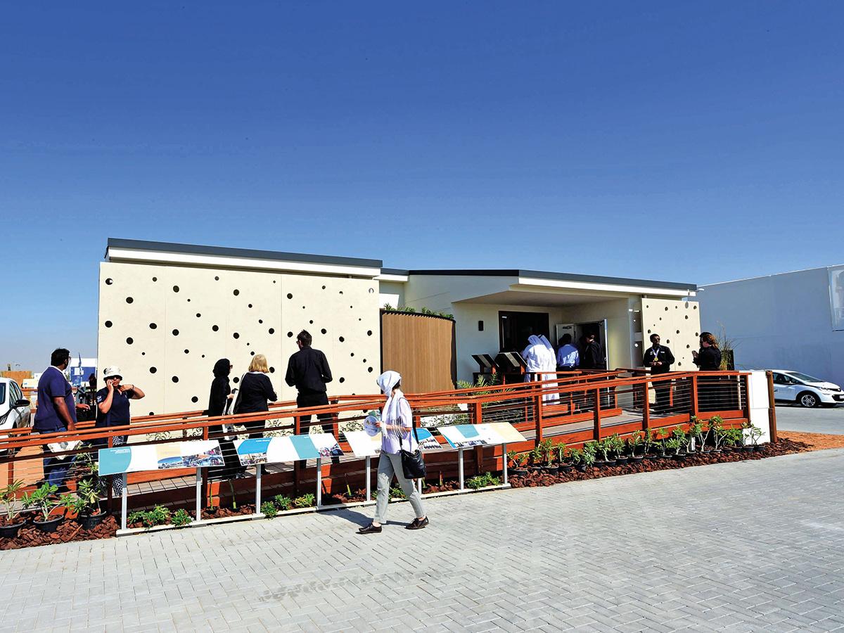 Solar decathlon  No electricity bill for this smart home in Dubai a58a9c9ba111