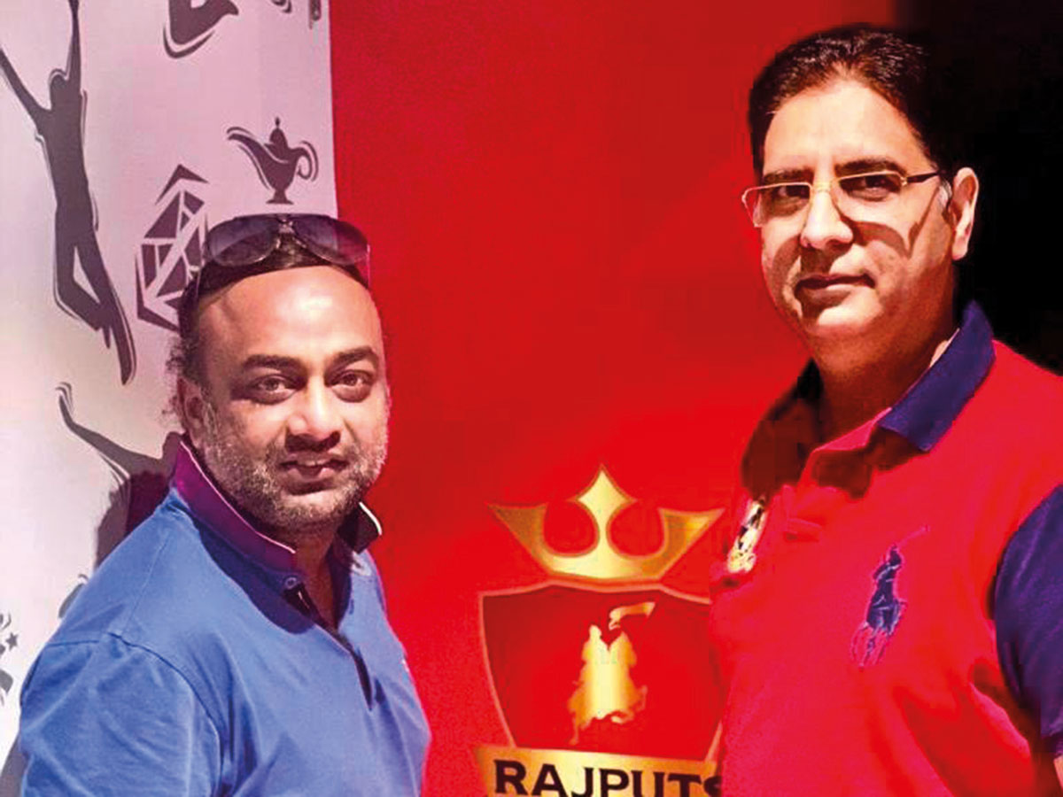 Rajputs Eye T10 Title With Rising Young Stars