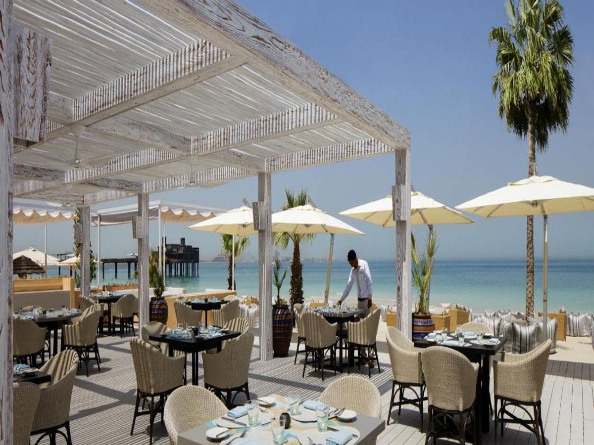 4 Restaurants With Amazing Terraces In Dubai