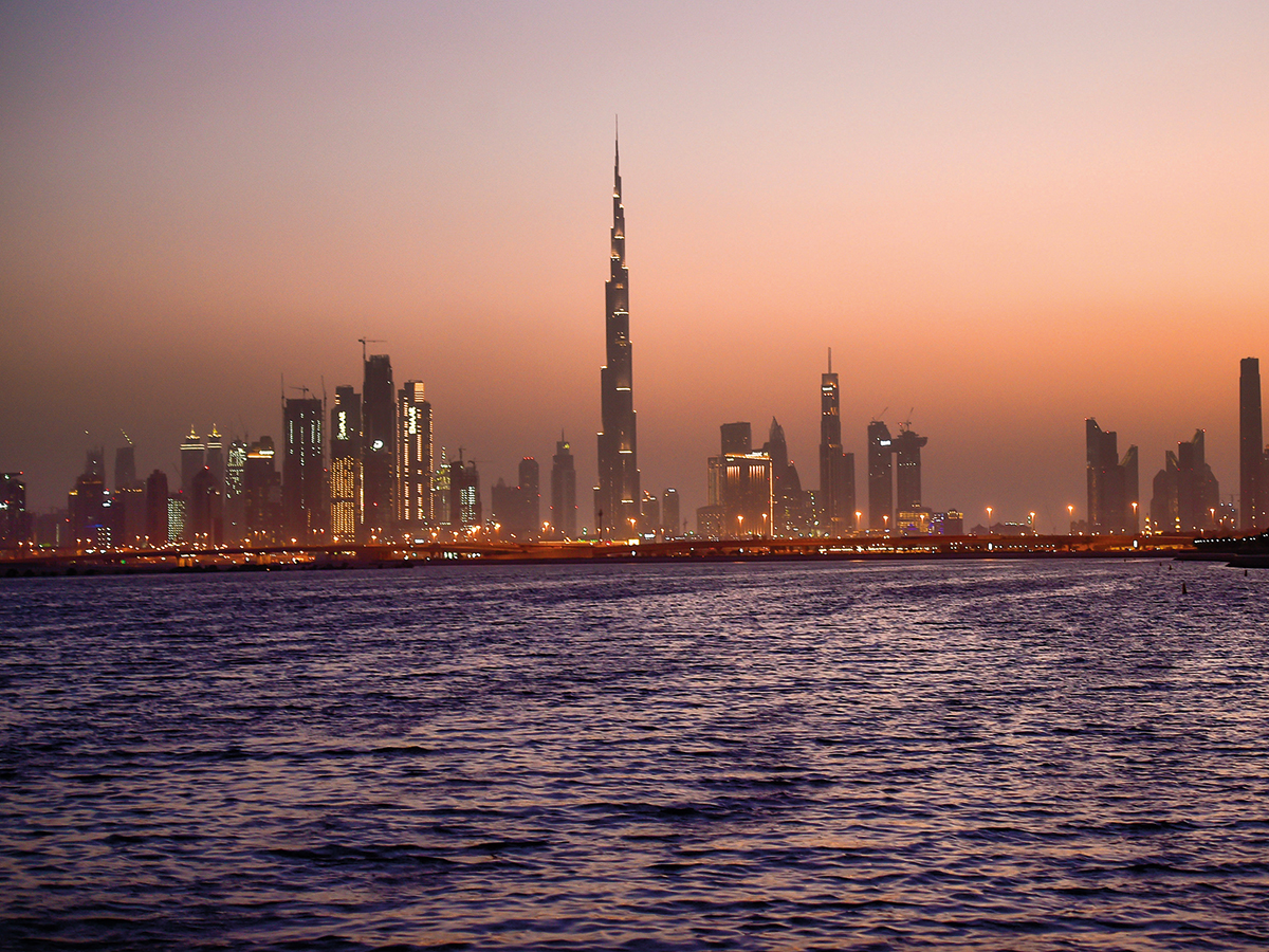 IMF projects UAE's economic growth at 3.7 per cent in 2019 The%20Dubai%20skyline_resources1