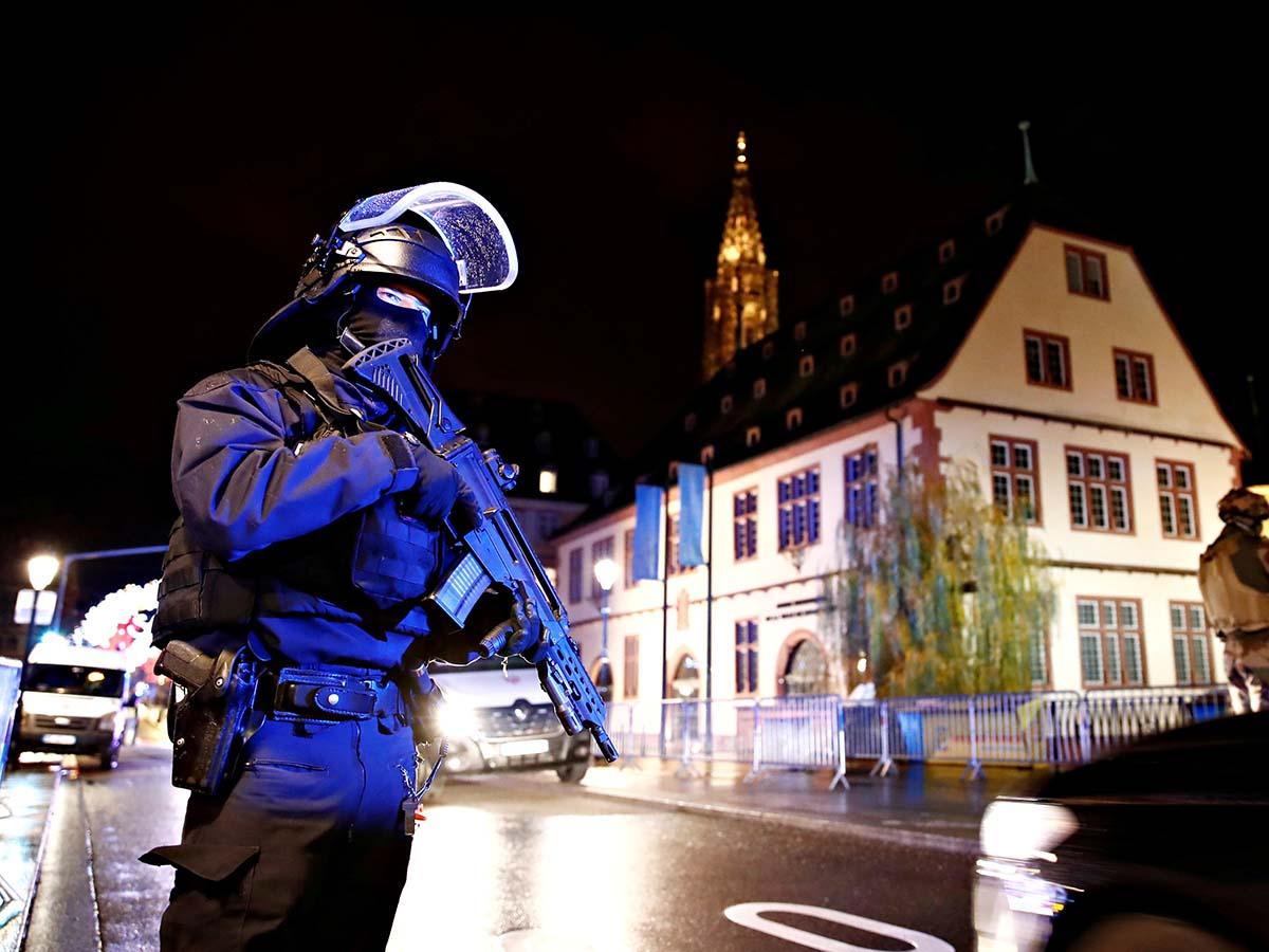 Strassburg Terror