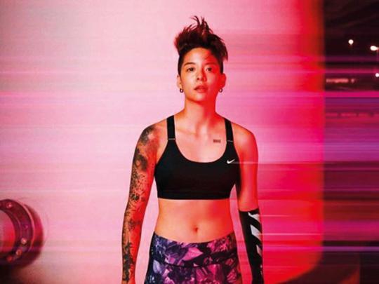 K Pop Star Amber Liu Preps For Solo Us Stardom
