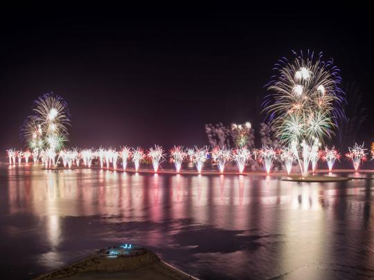20 places to celebrate new years eve in abu dhabi rak