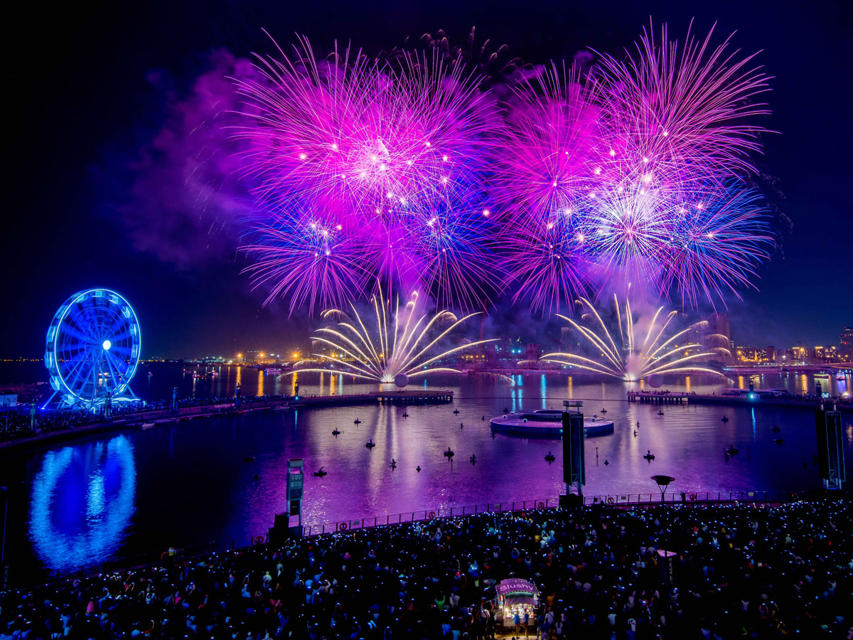 Hala 2019 Live: NYE celebrations across the UAE