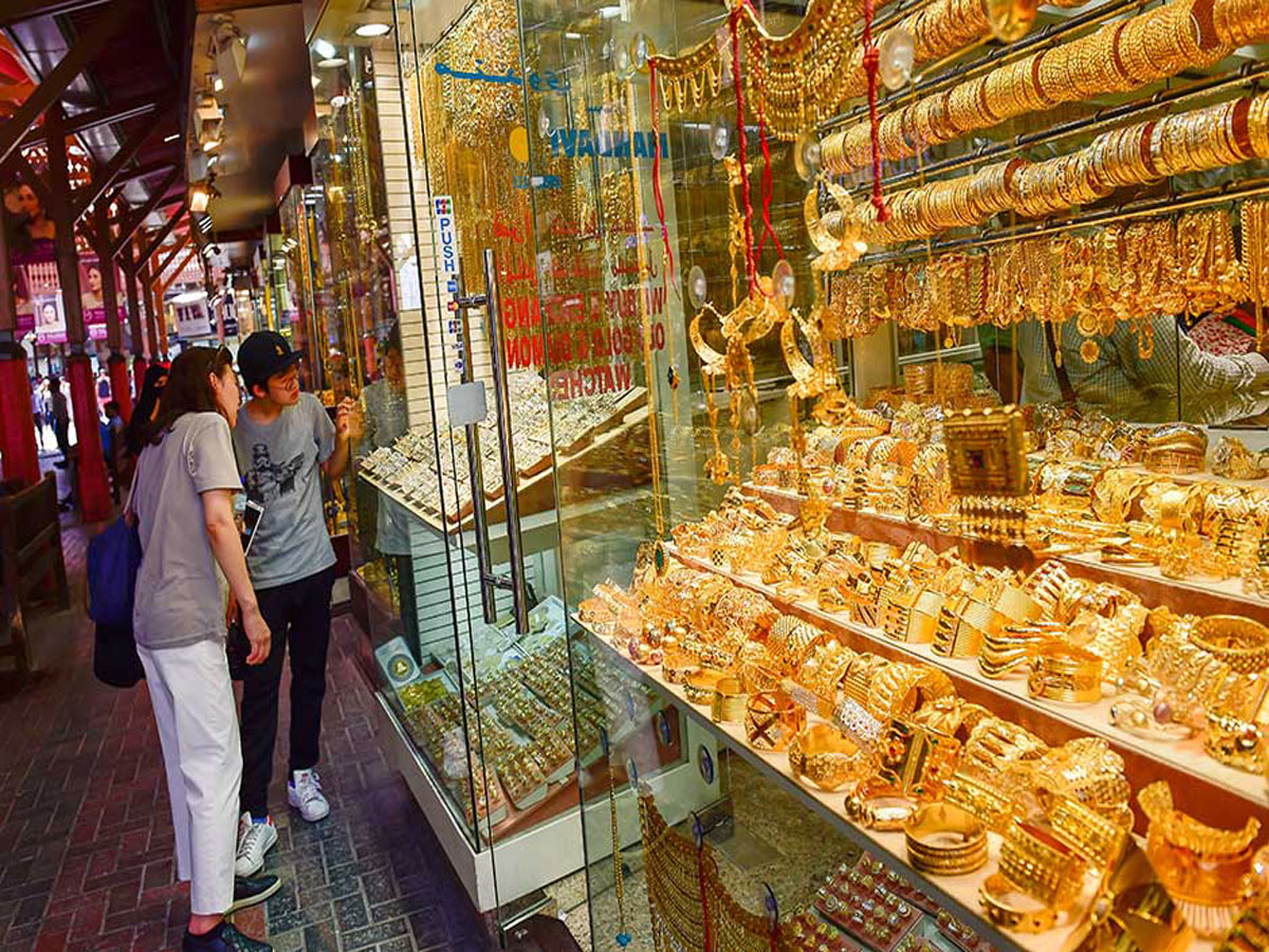 Today Gold rate in Dubai 28th August 2020