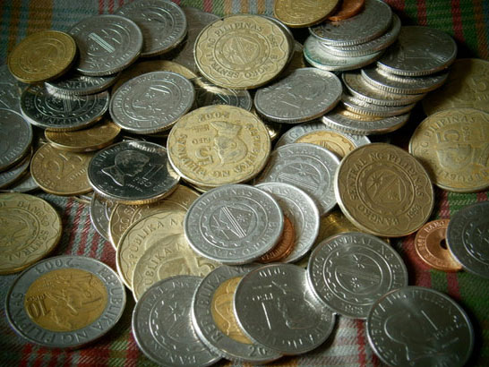 philippine peso coins image credit file
