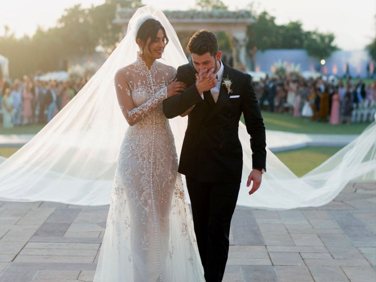Priyanka Chopra, Nick Jonas wedding pictures revealed