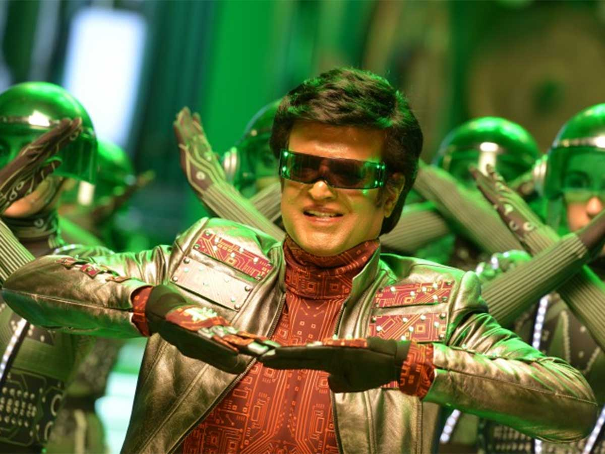 Rajinikanths Looks And His Cracking Voice Fail To Conceal The Fact