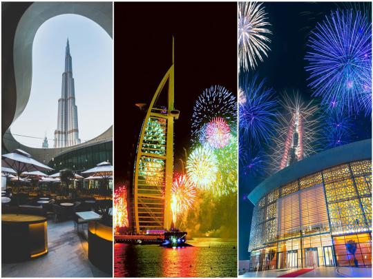 81 places to celebrate new years eve in dubai
