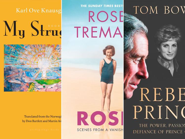 Best Books Of 2018 Biography