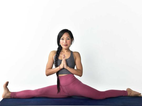 Yoga poses you should do to get fit