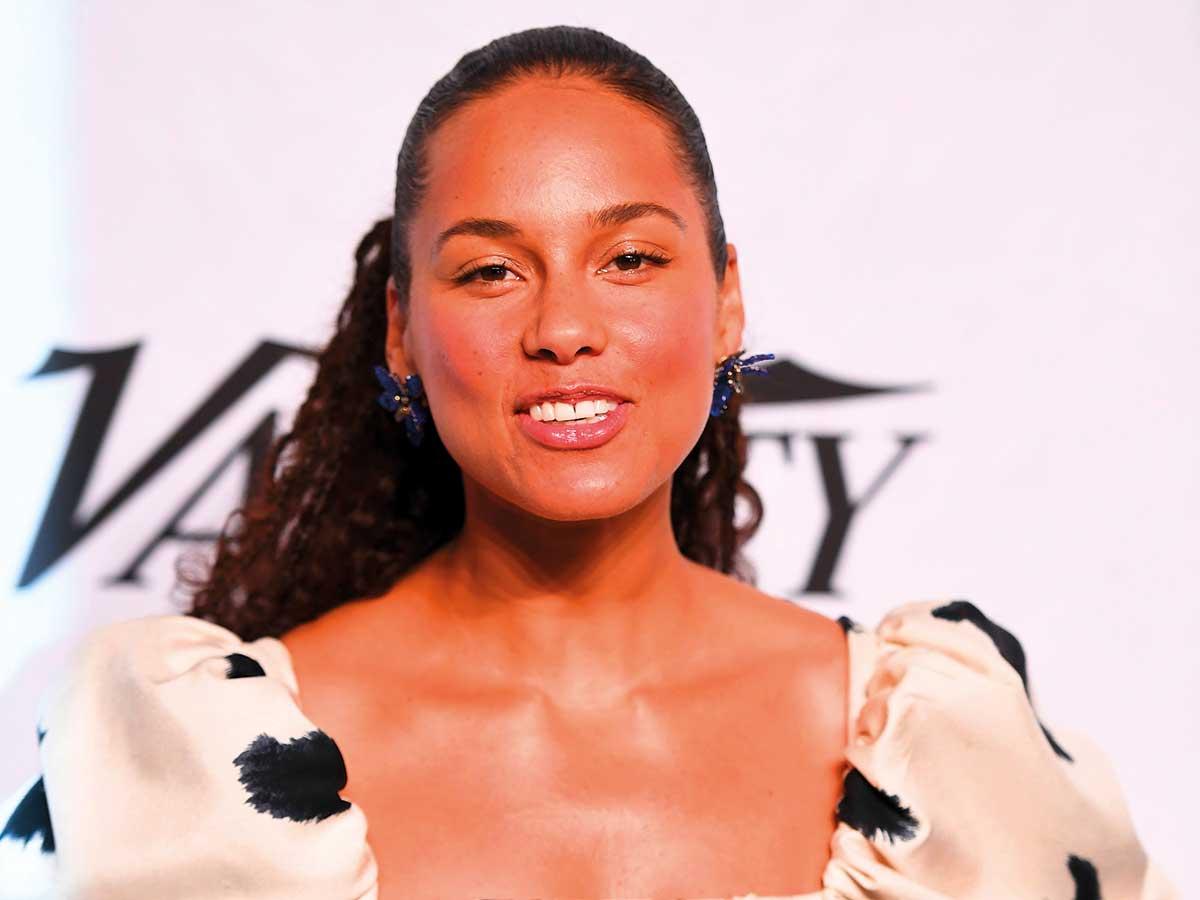 2019 Alicia Keys nude photos 2019
