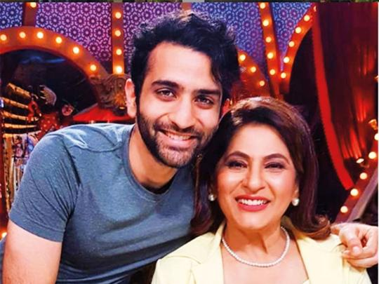 Archana Puran Singh's sons all set for Bollywood