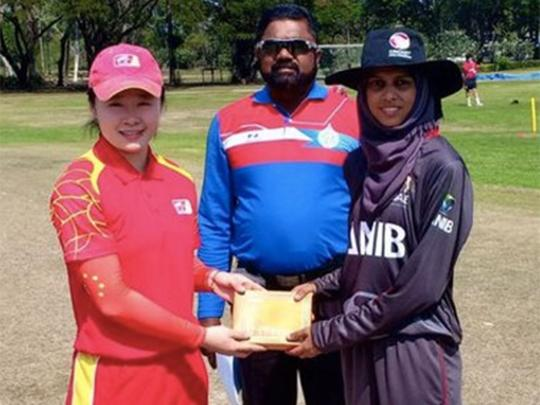 14 all out: China cricket hopes stumped by record T20 loss against UAE