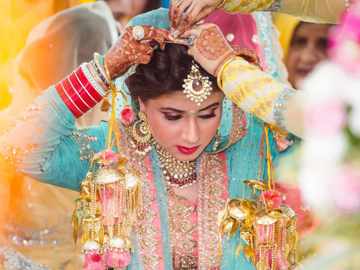 f3a8c8917a3 Prernaa Suri at her Sikh wedding ceremony in India Image Credit  Supplied
