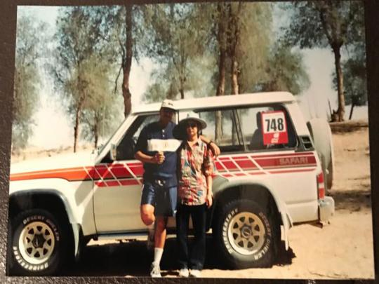 Avid Fun Drive fan recalls memories of his adventures on the dune