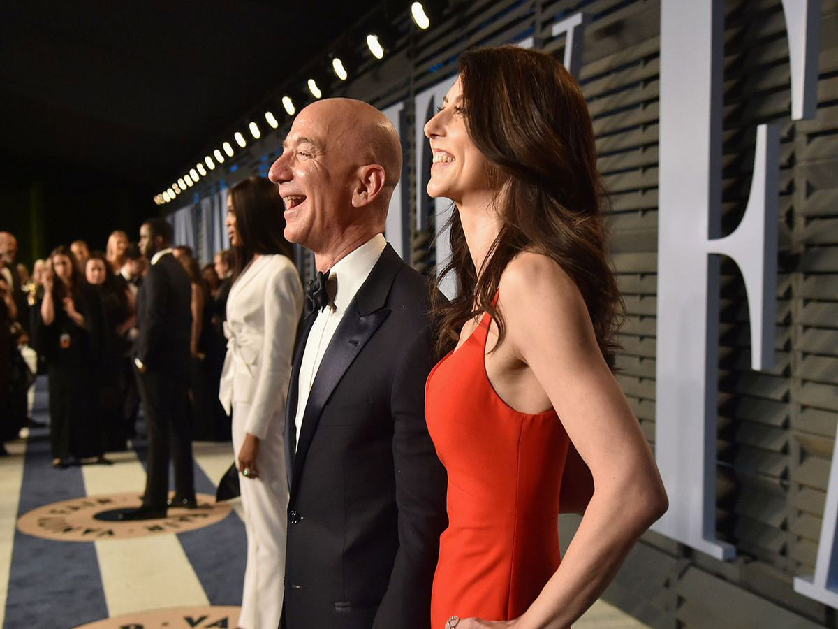 How Much Money Could Amazon Owner Jeff Bezos Stand To Lose