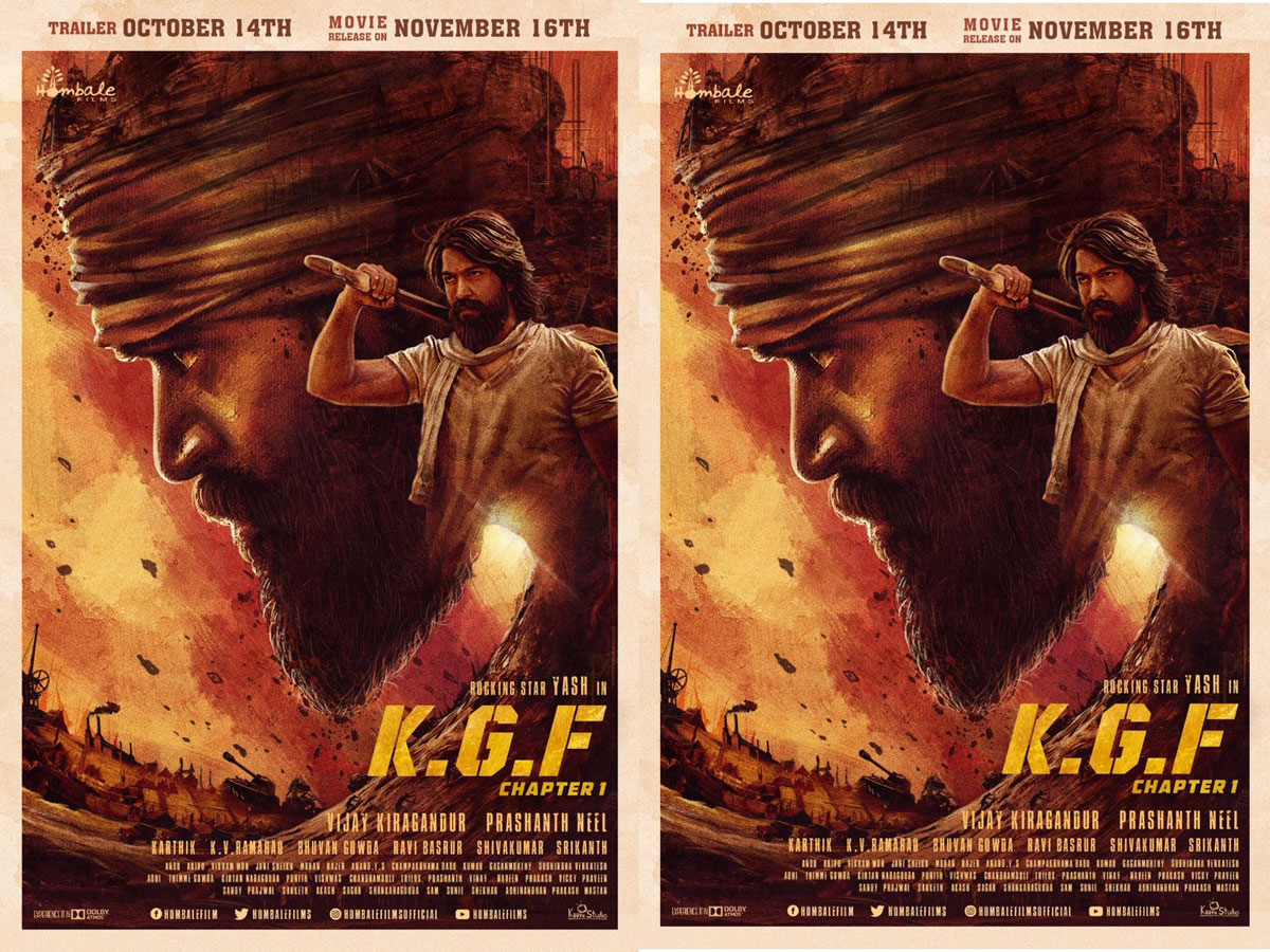 Review Of Kgf Chapter 1 Kannada Blockbuster Dubbed In Hindi