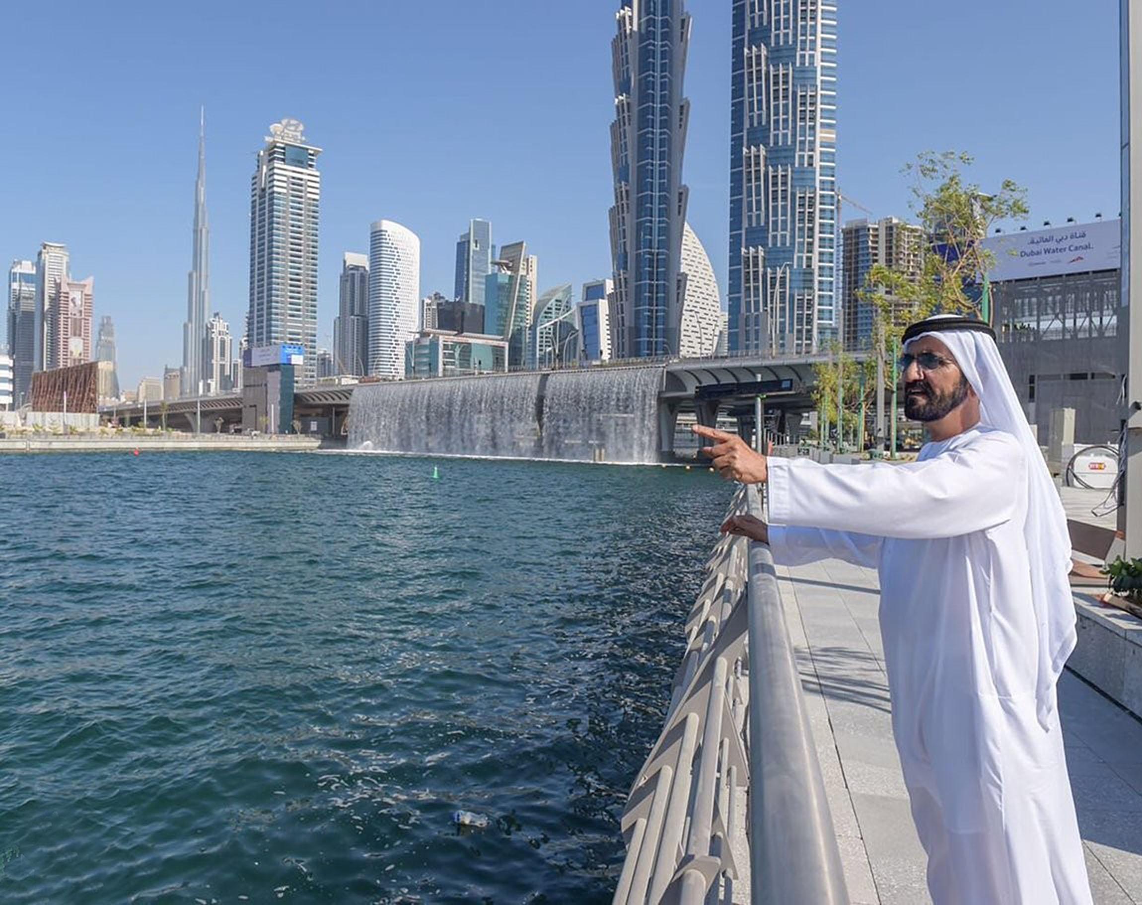 Shaikh Mohammad Issues 8 Principles Of Governance For Dubai