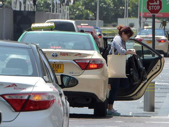 Taxi riders' complaints drop 86% in Dubai