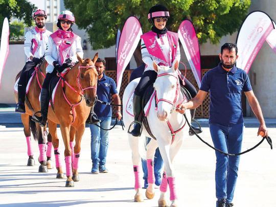 Pink Caravan Ride: Breast cancer cases to receive genetic testing