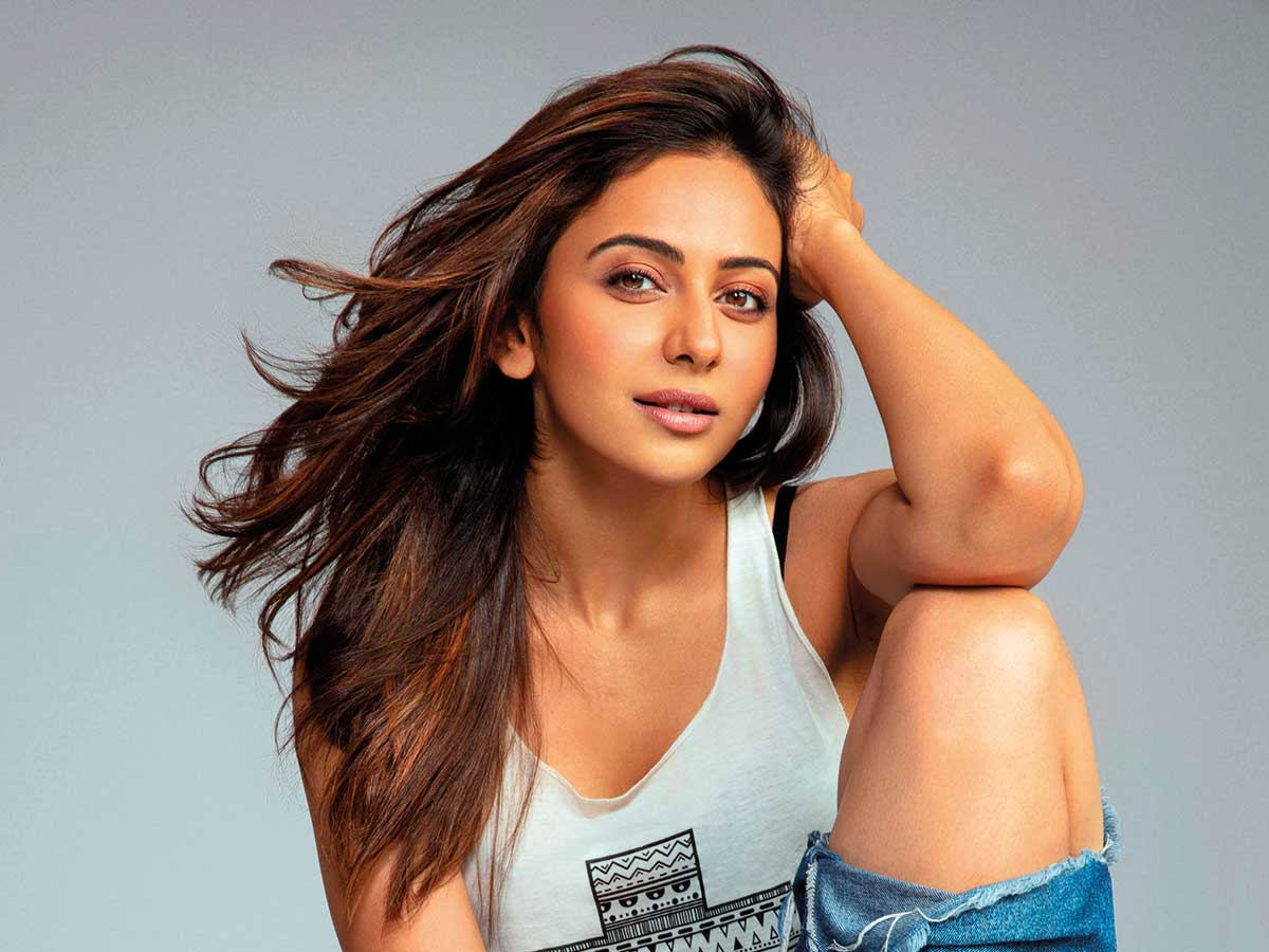Rakul Preet Singh Conquers Fears And Films