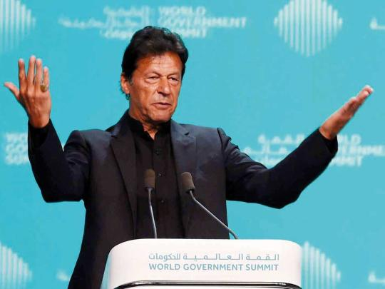 World Government Summit 2019: You lose when you give up, says Imran Khan