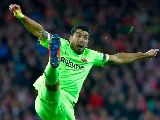 Barca held by Bilbao to give chasing pack hope