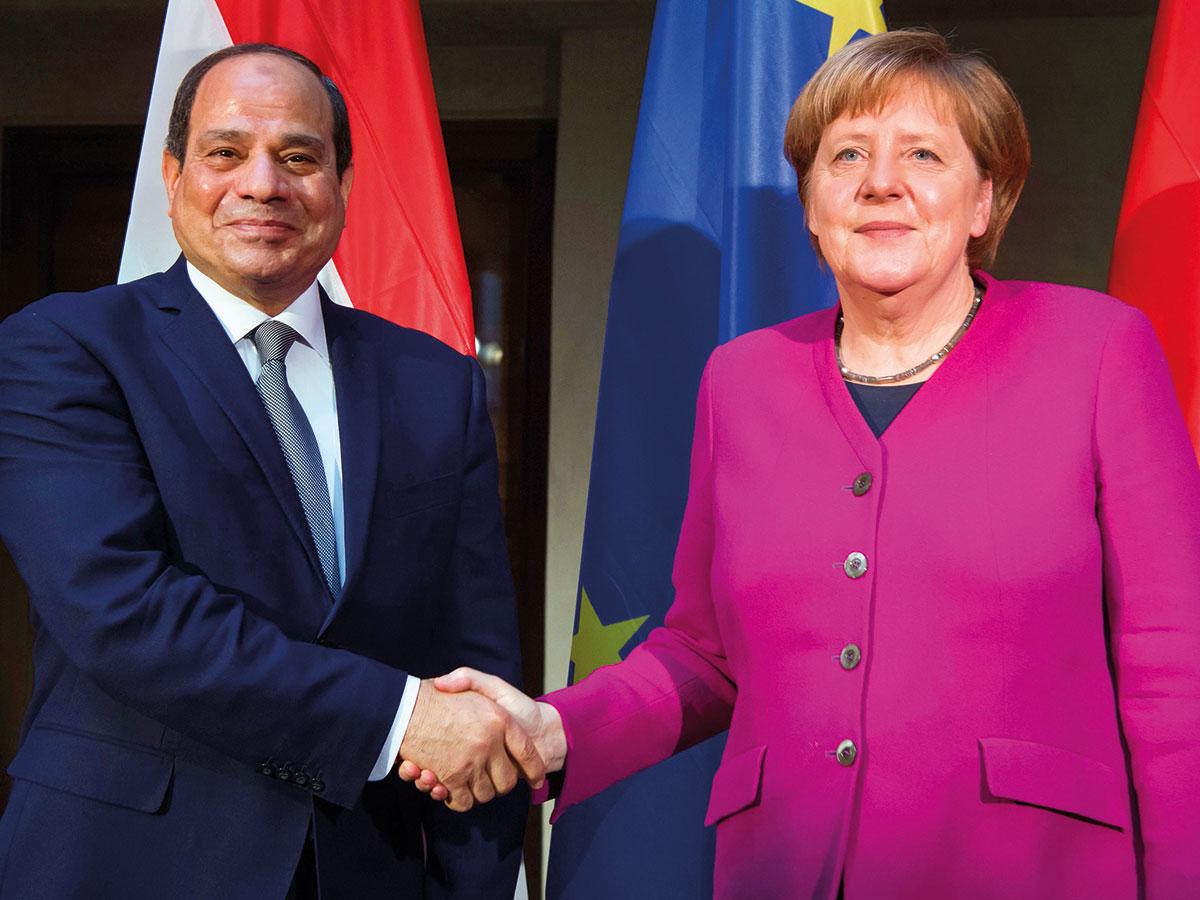 Egypt raises global profile with key summit