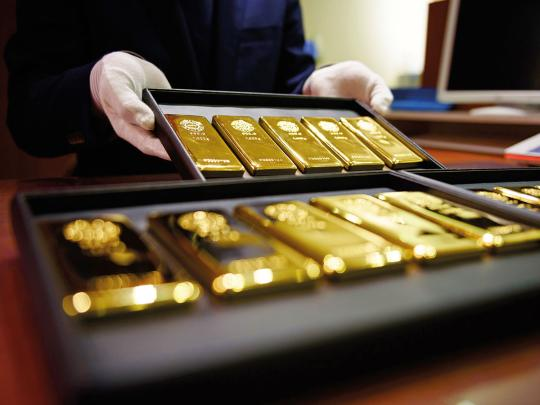 UAE gold prices fall, but buyers are in for another rate this week