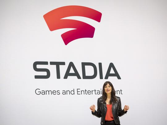 Google launches Stadia as 'Netflix of gaming'