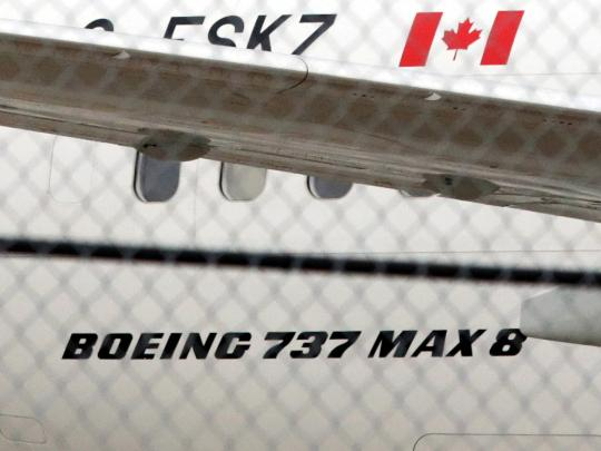 US airlines prepare for 737 Max tests