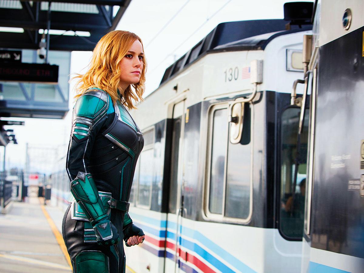 e4da066b Why was Marvel so late with a female superhero