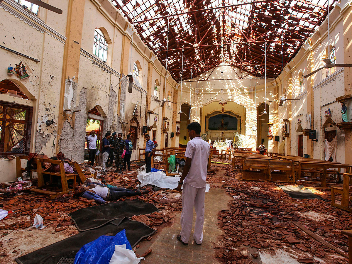 Easter blasts: Death toll hits 207 in Sri Lanka