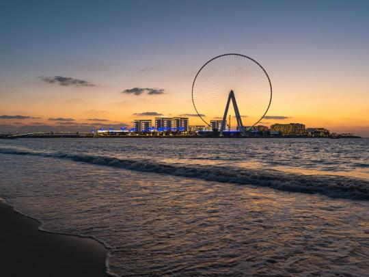 Dubai Eye: World's tallest Ferris wheel 'Ain Dubai' to open in 2020