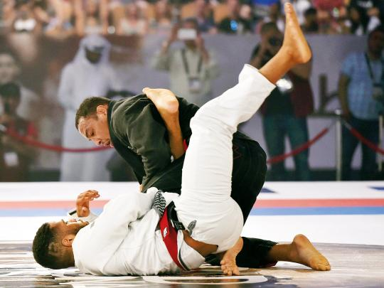 UAE to focus on quality rather than quantity in jiu-jitsu