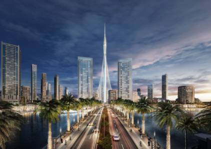 PW_170913_Cityscape_Shortlist_newprojects_The Tower at Dubai Creek Harbour_archives