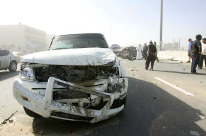 6 Things To Do After A Car Accident In The Uae Lifestyle