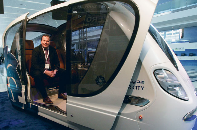 Driverless cars, air taxis and unibikes: The future of UAE transport