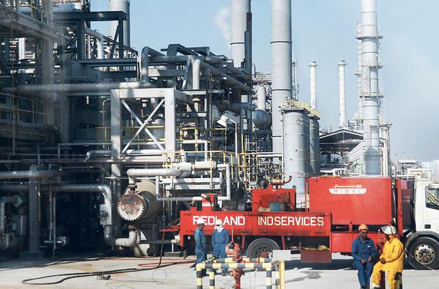 Saudi Aramco invites bids for construction of gas plant