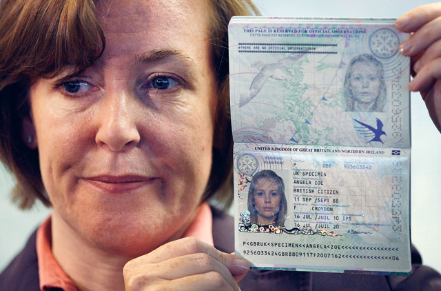 New Rules for UK Passport Renewal