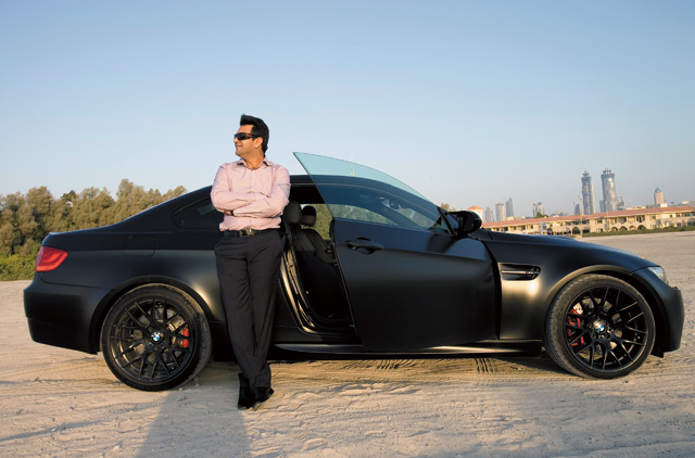 Kapil S Special Edition Bmw M3