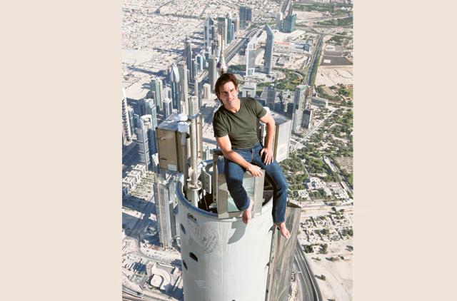 Tom Cruise All Praise For Dubai In Latest Visit