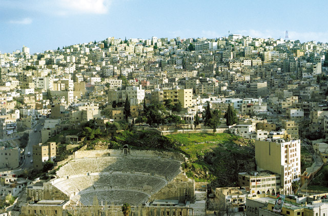 Amman A Historic City Of Contrasts