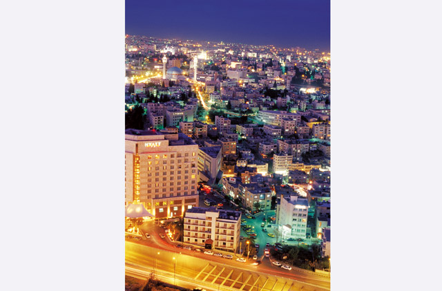 Jordans Historic Capital Amman Is Undergoing A Transformation In Bid To Attract New Business Image Credit Supplied Picture