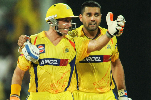 Image result for murali vijay and hussey