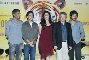 the cast of life of pi