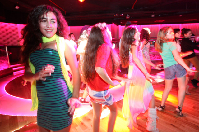 Teen blopper club